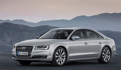 Audi A8 Facelift by 2014 Audi A8 Facelift More Powerful Engines Autoevolution