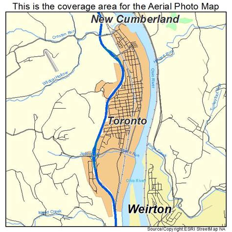 map of toronto ohio toronto oh pictures posters news and on your