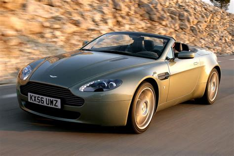 Aston Martin Vantage Roadster by Aston Martin V8 Vantage Roadster