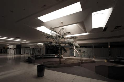 eerie abandoned shopping malls of america shadows eerie photos of abandoned malls pictures cbs