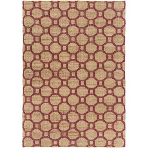 magenta area rug artistic weavers bakar magenta 2 ft x 3 ft indoor area rug s00151028698 the home depot
