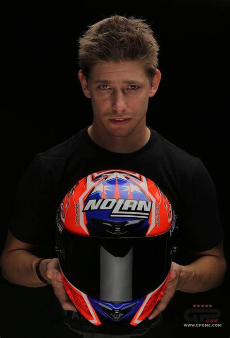 Helm Nolan Casey Stoner Casey Stoner Introduces His Suzuka 8 Hour Nolan Helmet