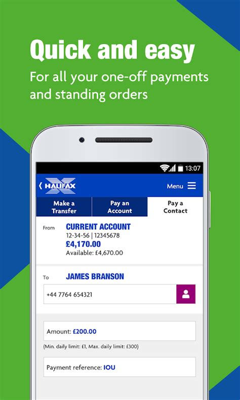 halifax banking mobile halifax mobile banking app android apps on play