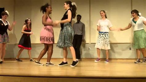 tutorial dance florida boogie woogie swing time fall 2010 dance tutorial youtube