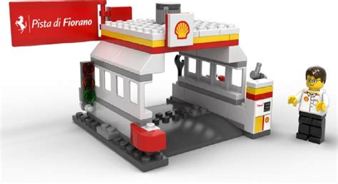 Lego Shell 40195 Shell Station 1 40195 shell station brickipedia fandom powered by wikia