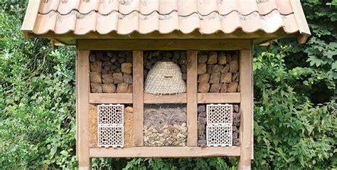 Wie Baut Ein Insektenhotel 3846 by Insektenhotel Bauen Selber Bauen F 252 R Den Garten