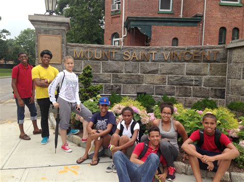 College Of Mount Vincent Nursing Reviews by College Visit To Mount Vincent Row New York