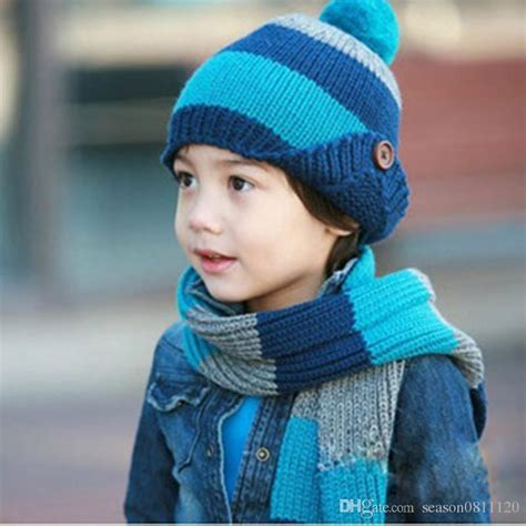 2017 hat and scarf sets fashion patchwork warmer