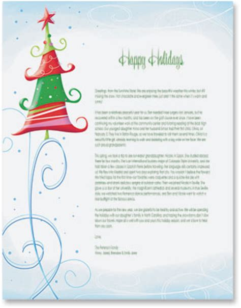 Letter Closing Happy Holidays 9 Tips For Your Business Letter Paperdirect