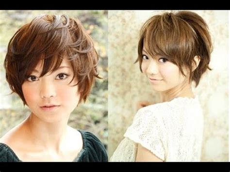 most popular asian hairstyles for short hair popular best most popular short asian hairstyles for women youtube