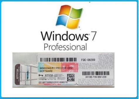 buy microsoft windows 7 product key code win7 professional genuine oem license activation
