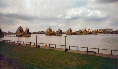 thames barrier admission greenwich guide the thames barrier