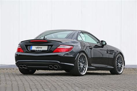 mercedes bench mercedes benz slk 350 tuning by vath autoevolution