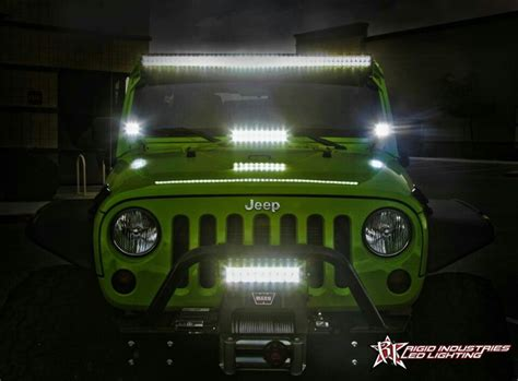 17 Best Images About Rigid Industries Off Road On Rigid Led Light Bar Canada