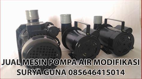 Pompa Air Hemat Listrik Pompa Air Modifikasi Jet500 Debit Air Besar