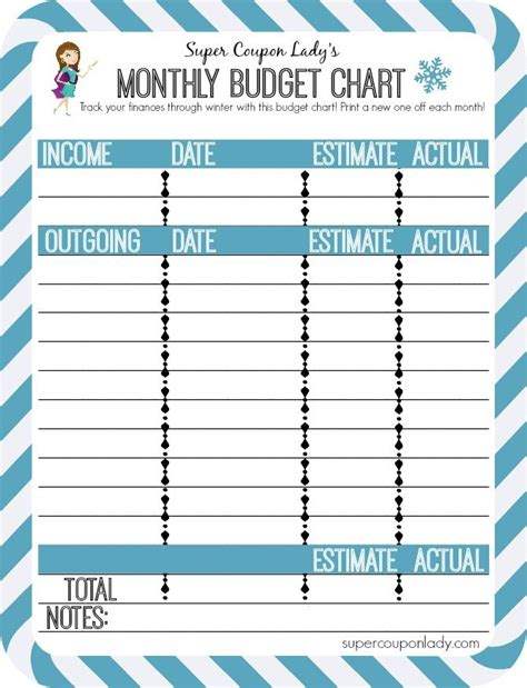free printable budget planner template free printable budget planner bills