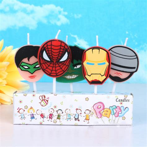 Balon Foil Birthday Cake Kue Ulang Tahun Mickey Minni Limited perlengkapan pesta ironman promotion shop for promotional perlengkapan pesta ironman on