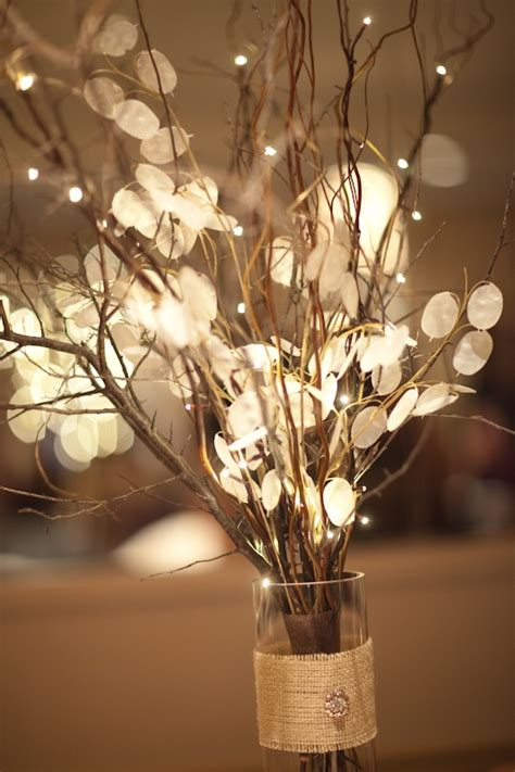 Light Sticks Vase by Diy Wedding Reception Ideas Top 10 List
