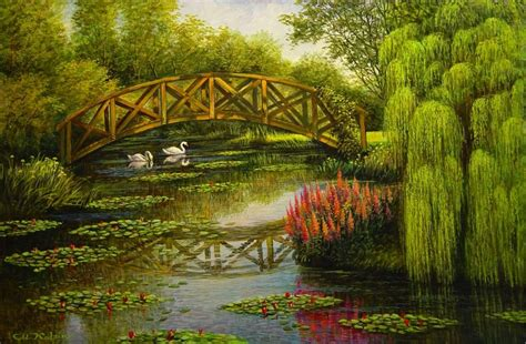 imagenes de paisajes sencillos the image of the day beautiful paintings of nature by