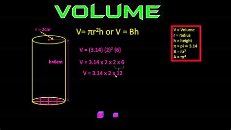 How To Find Where Live Volume Of A Cylinder How To Find The Easy Way