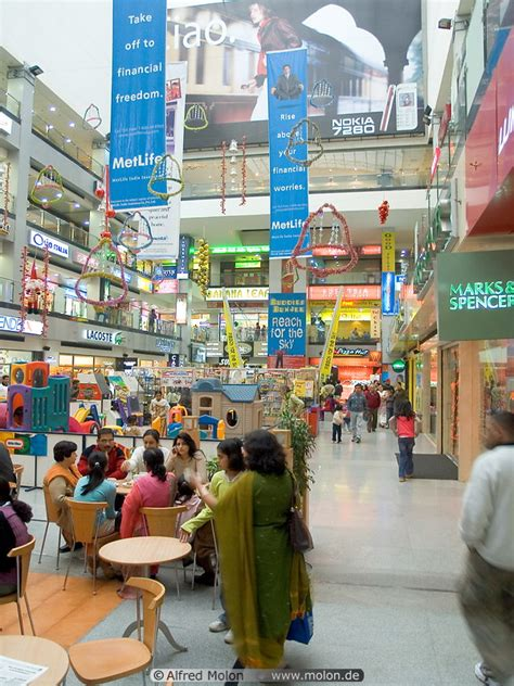 shopping complex interior photo shopping complex delhi