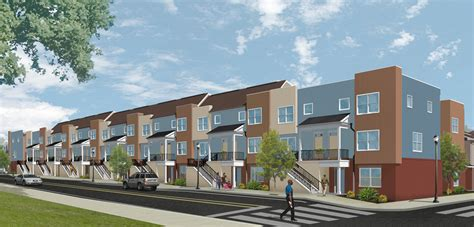 Pha Housing by Pha Breaks Ground On New Low Income Housing Complex 171 Cbs