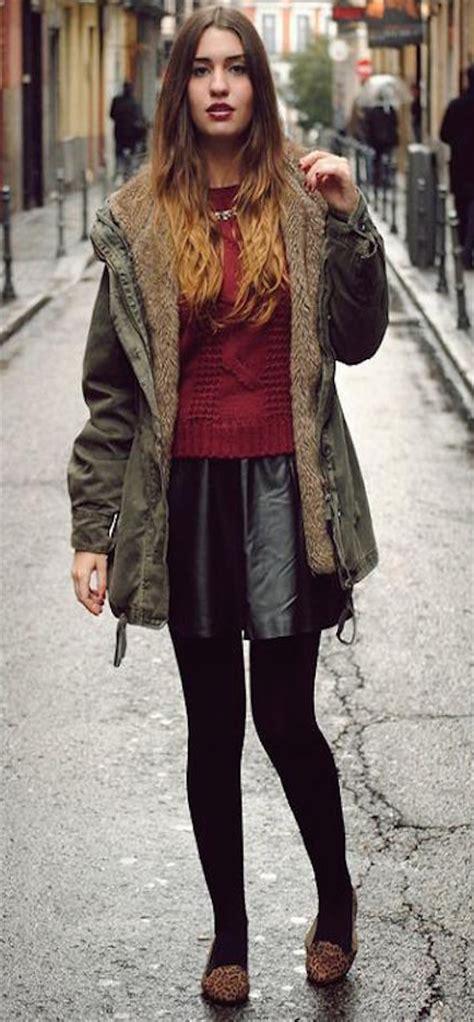 la ropa de moda en argentina en invierno otoo invierno ropa de invierno mujer chic
