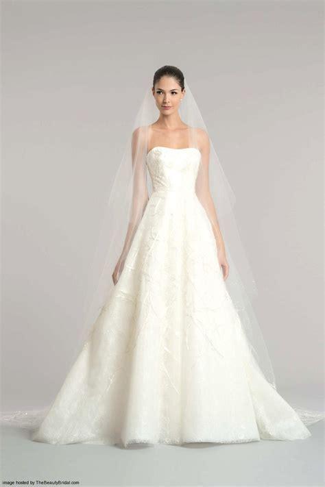 Carolina Herrera's Fall 2015 Wedding Dress Collection