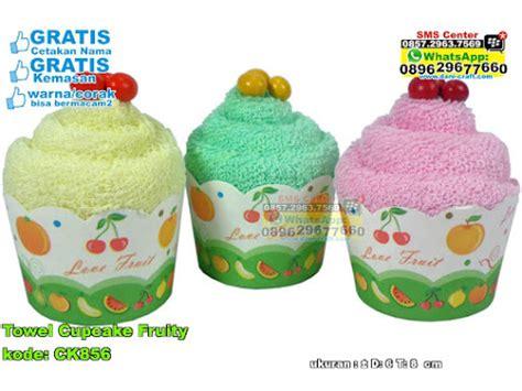 Souvenir Pernikahan Cupcakes Candlelilin Cupcakes towel cupcake fruity souvenir pernikahan
