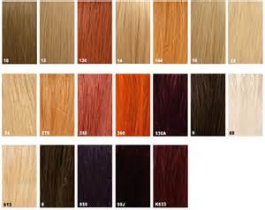 hair color number chart hair color chart numbers international colour charts for