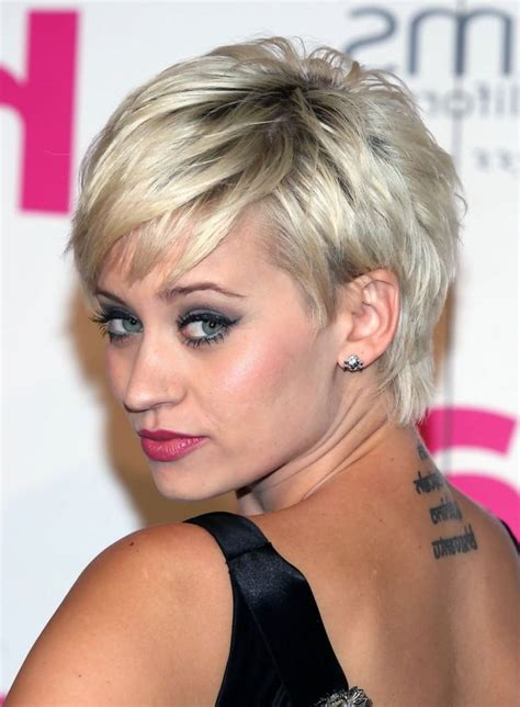 pin back a long pixie fringe long pixie haircut back view 2015 hairstyles trend