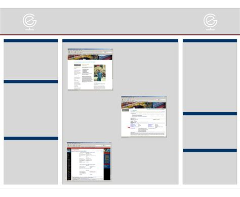 Poster Tri Fold Poster Template Tri Fold Phlet Template