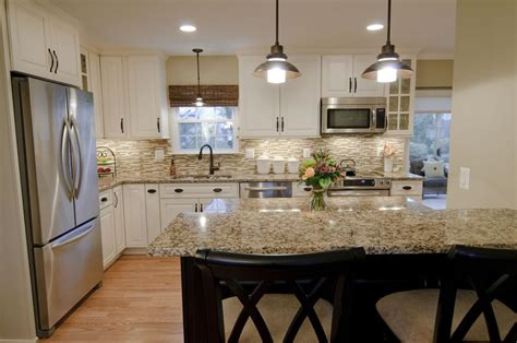 removing a wall between kitchen and dining room empty nesters find personal renewal in a whole house