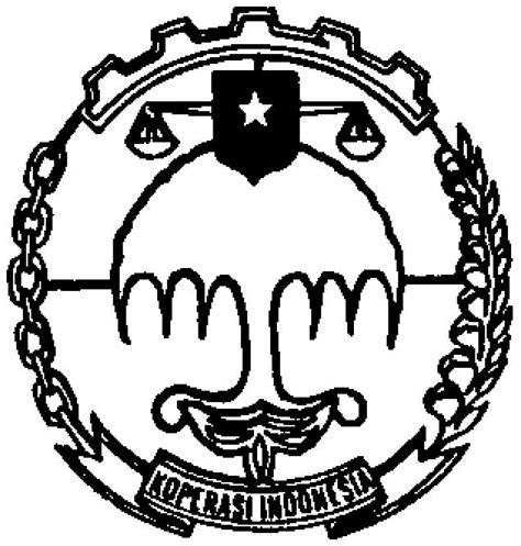 Logo Hitam 89 aneka info logo koperasi