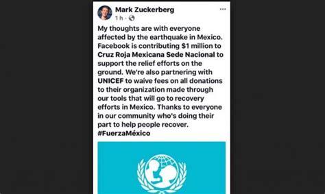 con 53 millones de pesos a 15000 damnificados por las inundaciones de facebook y google donan de 1 mill 243 n de d 243 lares para