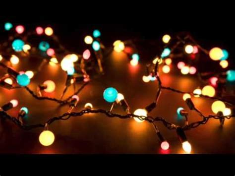 christmas lights cover youtube