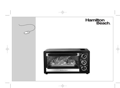 Toaster Oven Manual hamilton oven 31507 user guide manualsonline