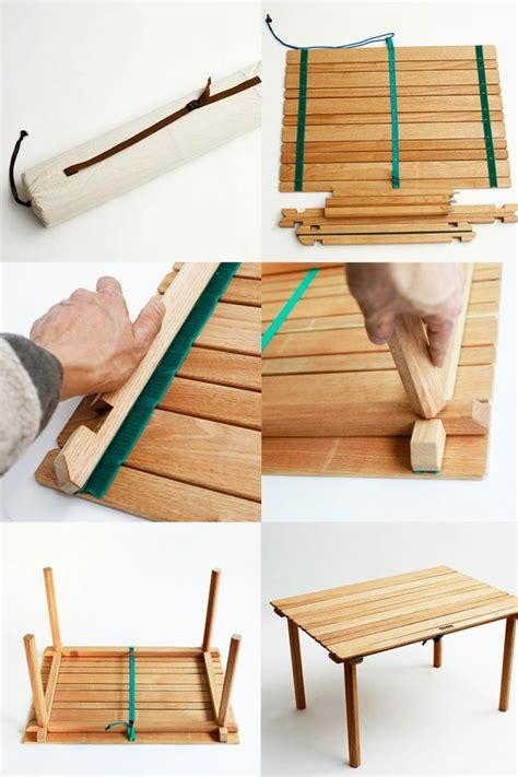 roll up table plans 696 best images about bushcraft cing on