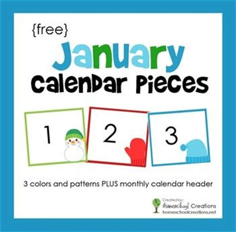 printable calendar pieces 284 best images about calendar circle time on pinterest