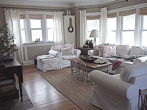 rustic farmhouse living room rustic farmhouse totally using this idea in the living room i how it flows and doesn t