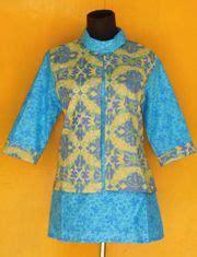 Batik Blus Sol Semerbak 5 grosir baju batik pekalongan busana batik pekalongan murah