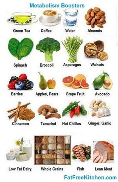metabolic food metabolism boosters