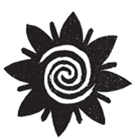 motif tato dayak bunga terung dayak impressions bunga terung and other borneo tattoos