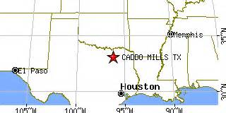 caddo texas map caddo mills texas tx population data races housing economy