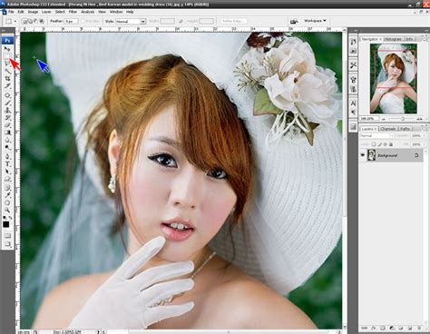 cara edit foto di photoshop warna cara edit merubah warna rambut photoshop 78283 lukas blog