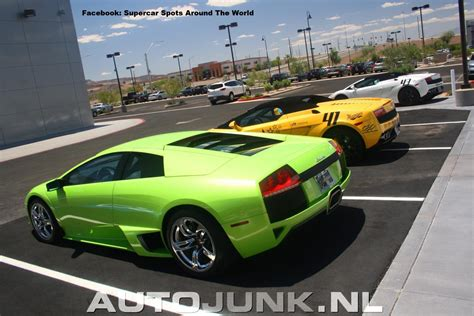 Lamborghini Dealerships In Lamborghini Dealer Las Vegas Deel 2 Foto S 187 Autojunk Nl