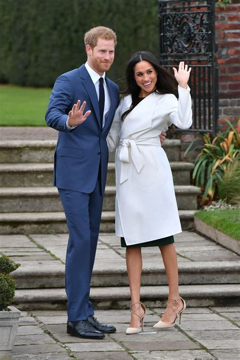 prince harry meghan meghan markle makes a appearance at the s