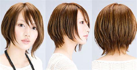 tutorial rambut pendek dan tipis memilih model rambut pendek wanita dan pria dari segi
