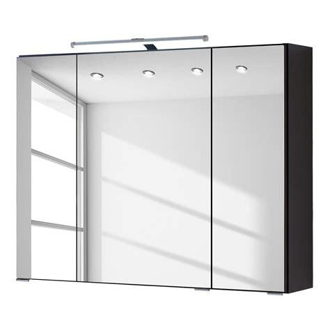 spiegelschrank zeehan eek a spiegelschrank zeehan grau 80 cm fredriks