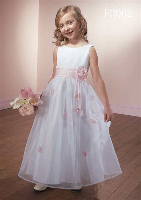 Brautkleider Kinder by Wedding Flower Dress F3002